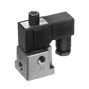 VT/VO317, 3 Port Direct Operated Poppet Valve