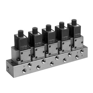 VV317, Manifold for VO317, 3 Port Solenoid Valve