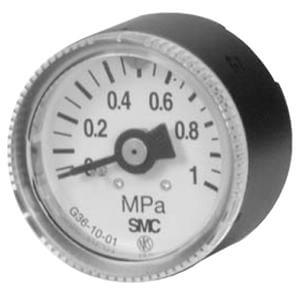 G(A)36, Pressure Gauge for General Purpose (O.D. 37)