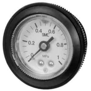G(A)46, Pressure Gauge, w/Limit Indicator & Cover Ring Assembly (O.D. 42)