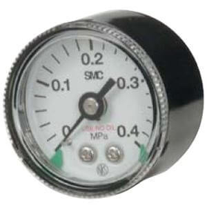 G46, Pressure Gauge for Clean Regulator w/Limit Indicator (O.D. 42)