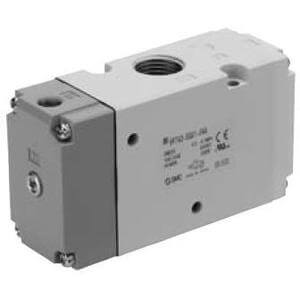 VPA300/500/700, 3 Port Air Operated Valve, Body Ported, Single Unit