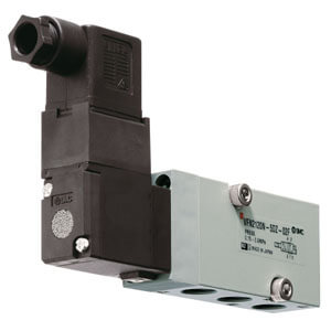 VFN, 5 Port Solenoid Valve, for NAMUR Interface