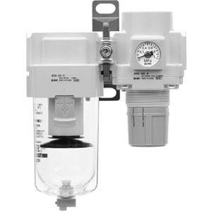 AC20B-B to AC60B-B, Air Filter and Regulator
