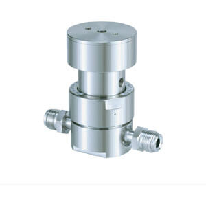 AP14PAT, Pneumatic Actuation Pressure Regulator, Intermediate Flow (Tied-diaphragm)