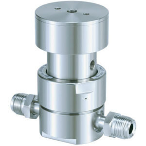 AZ12PA, Pneumatic Actuation Pressure Regulator, High Flow (Tied-diaphragm)