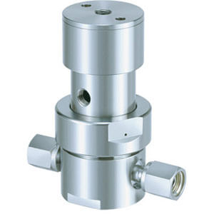 AZ15PA, Pneumatic Actuation Pressure Regulator, Low Flow (Tied-diaphragm)