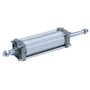 C(D)A2W-Z, Air Cylinder, Double Acting Double Rod