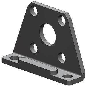 CLQ, Accessory, Mounting Brackets