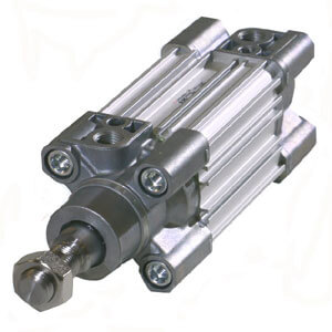 CP96S(D), ISO 15552 Cylinder, Single/Double Rod, 125 Bore