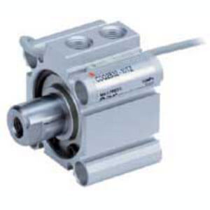C(D)Q2-Z, Compact Cylinder, Single Acting Single Rod