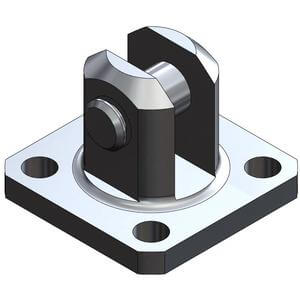 CQS, Accessory, Mounting Brackets