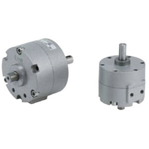 C(D)RB2*WU-Z, Rotary Actuator w/Angle Adjuster, Vane