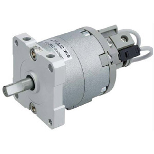 C(D)RBU2*10~40-Z, Rotary Actuator, Free Mount, Vane Type