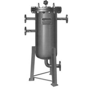 FGB, High Flow Rate Industrial Filter, Vessel Series