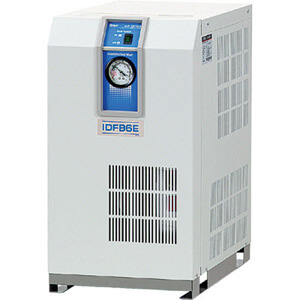 IDFB*E, Refrigerated Air Dryer, Standard Inlet Air Temperature for North America