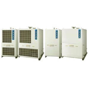 IDF*F Refrigerated Air Dryer, Size 100~150, Standard Inlet Air Temperature