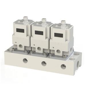 IITV20 Manifold, Electro-Pneumatic Regulator