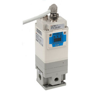 ITV, Electro-Pneumatic Regulator with Ethernet/IP