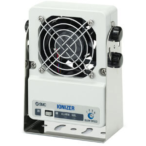 IZF10R, Small Fan Ionizer w/Air Flow Function