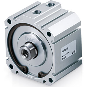 JC(D)Q, Compact Cylinder, Double Acting, Single Rod