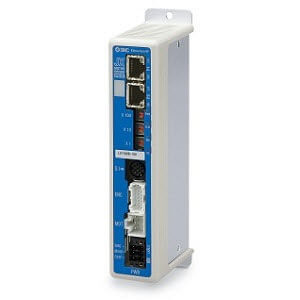 JXC91, Step Motor Controller, EtherNet/IP Direct Input Type for  LEY