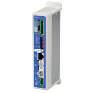 LECPMJ, Step Motor Controller, CC-Link Direct Input Type for LEHZJ Series