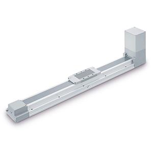 LEFB Electric Actuator, Slider Type, Belt Drive,  (AC Servo Motor, 100/200/400W)
