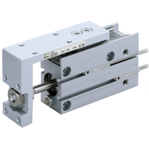 MXH, Narrow Width Precision Slide Table (Recirculating Bearings)