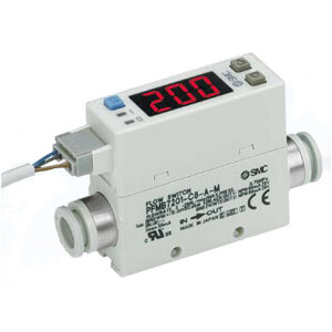 PFMB7201, Digital Flow Switch w/2 Color Display (2 to 200 L/min)
