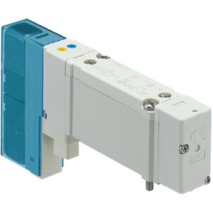 SY5000, 5 Port Solenoid Valve, All Types - New Style