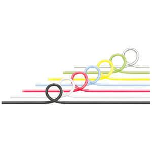 10-TU, Polyurethane Tubing, Metric, Clean Series