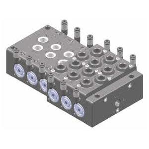 VV*CC1, Standard Manifold for VCC Valve
