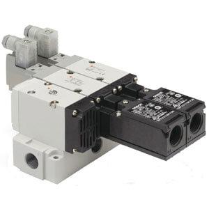 VP*4*-X555, Residual Pressure Release Valve, ISO13849-1