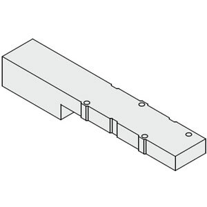 VQC4000, Blanking Plate Assembly