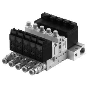 ZZB, Manifold for Compact Vacuum Unit, Generator/Vacuum Pump System