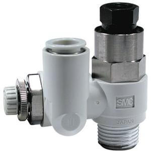 ASP, Speed Controller with Pilot Check Valve