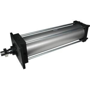 C(D)S1*H, Air Cylinder, Double Acting, Single Rod, Air-hydro