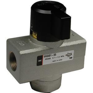VHS*0*, 3 Port Residual Pressure Relief Valve, Non-Modular
