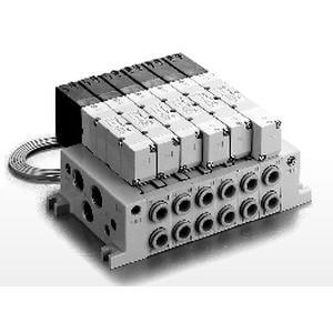 VV5Q45-C, 4000 Series, Base Mounted Manifold, Plug Lead, Connector Kit