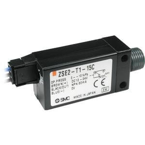 ZSE2, Compact Pressure Switch, For ZX/ZR Vacuum System