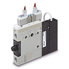 ZM, Vacuum Generator with Valve and Switch (Metric)