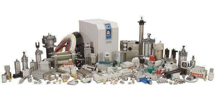 Storage of Pneumatic & Vacuum Components