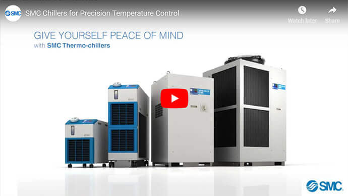 Chillers for Precision Temperature Control