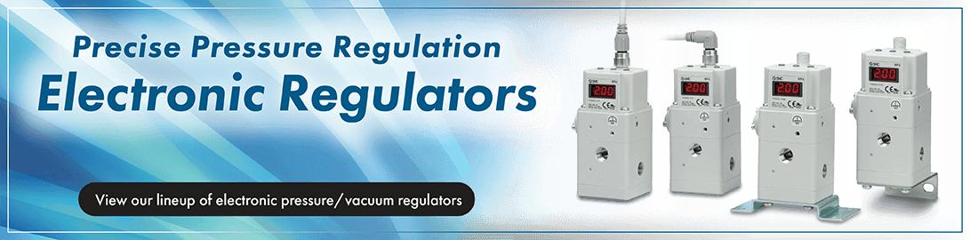 ITV Electronic Pressure Regulator