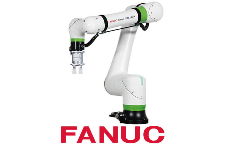 Grippers for Collaborative Robots for the FANUC Corporation CRX Series
