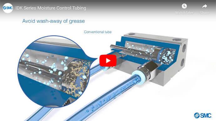 IDK Moisture Control Tubing