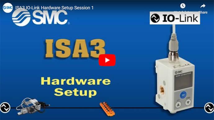 ISA3 Setup Videos