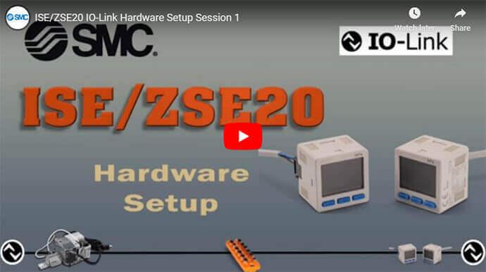 ISE/ZSE20 Setup Videos