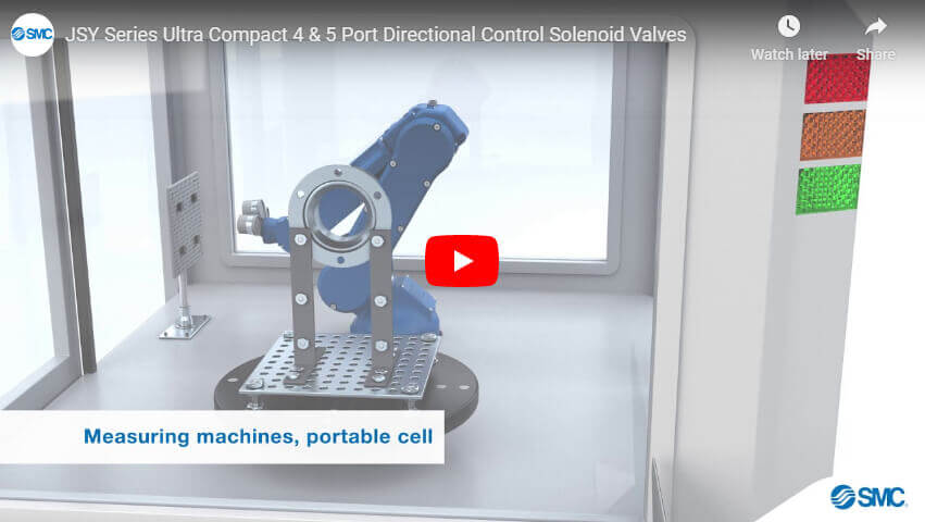 JSY Series Compact Solenoid Valves